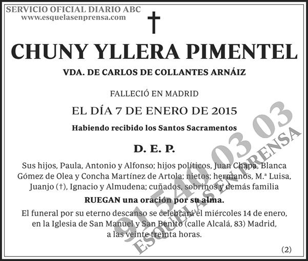 Chuny Yllera Pimentel